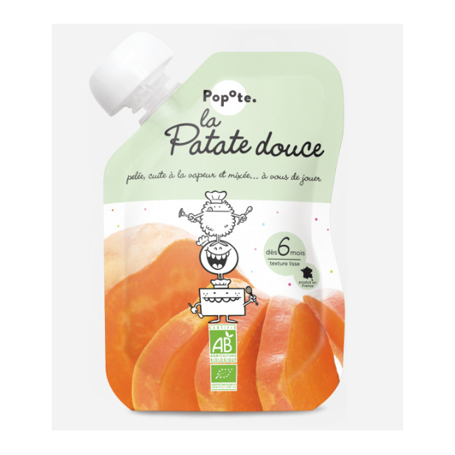 Gourde - Patate douce