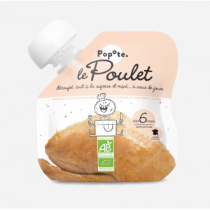 Gourde - Poulet
