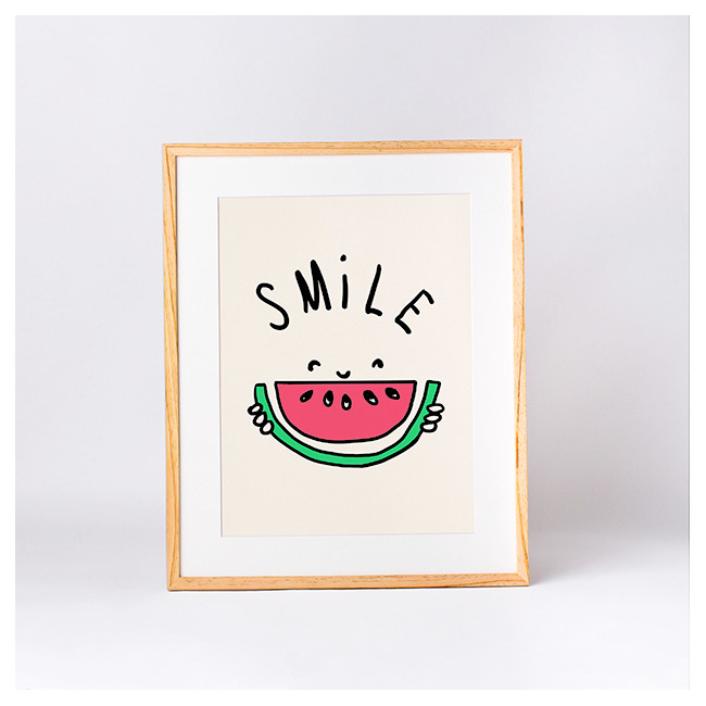 Poster - Smile
