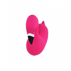 Coussin Animal - Le Flamant Rose