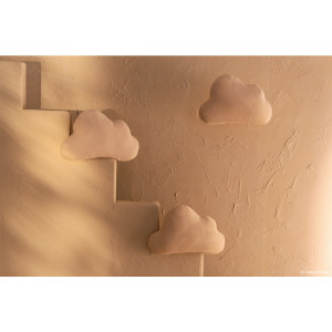 Coussin Cloud - Nude - 24x38