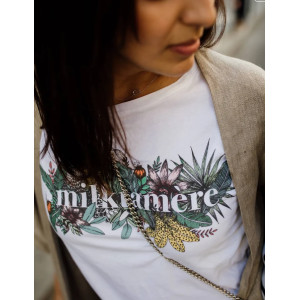 T-shirt Milktamère - Snap Button
