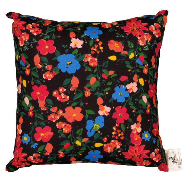 Coussin Grey Flowers S