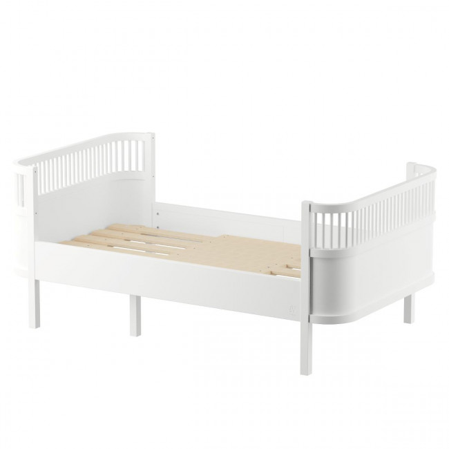 Le Lit Sebra Junior & Grow Blanc