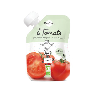 Gourde - Tomate