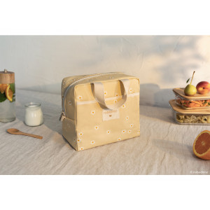 Lunchbag isotherme Sunshine • daisies