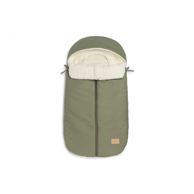 Chancelière Baby on the go - Olive Green