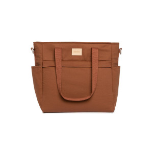 Sac à langer Baby on the go - Clay brown