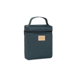 Lunchbag isotherme Baby on the go - Carbon Blue