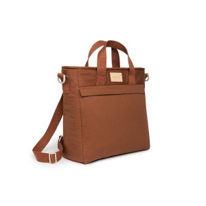 Sac à dos à langer Baby on the go - Clay Brown